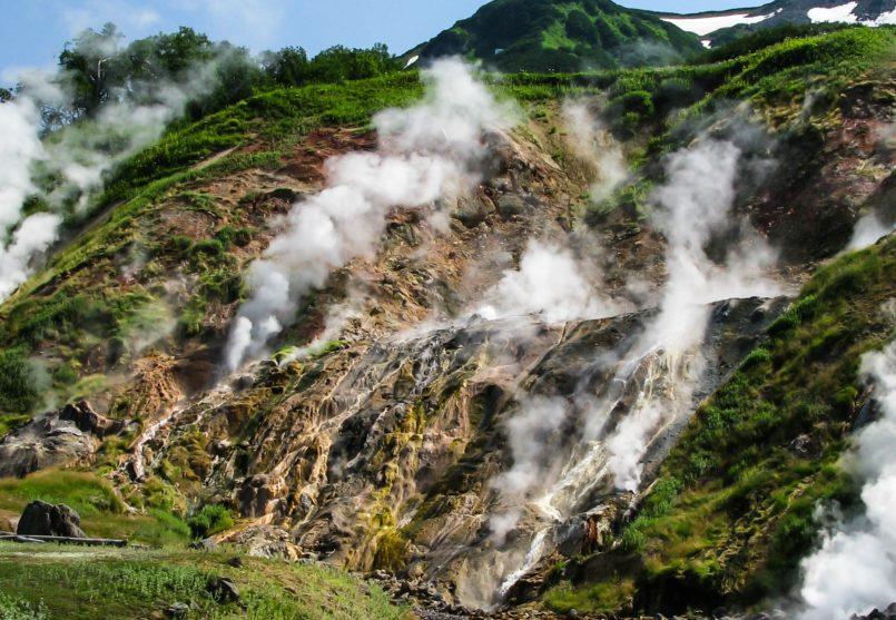 Экскурсия «Малая долина гейзеров»